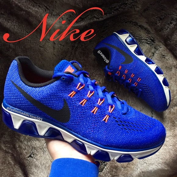 98c60e6c81e Nike Air Max Tailwind 8 women s blue shoes sneaker